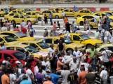taxi-strike