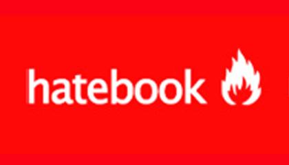 Αν μισείτε το Facebook μπείτε στο Hatebook…