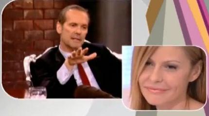 """Κωστόπουλος: """"Η Τζένη δεν παριστάνει τη γκόμενα"""""""