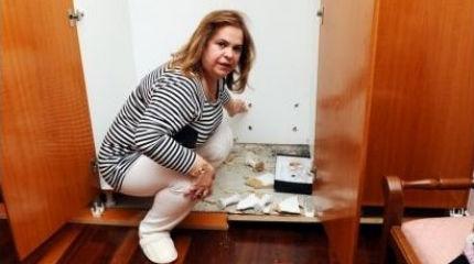 """Εφη Θώδη: """"Μου έκλεψαν τρία κιλά χρυσαφικά και 20.000 ευρώ"""""""