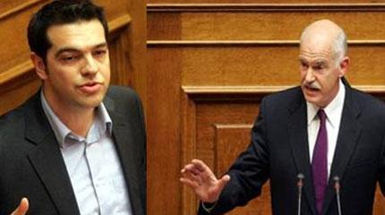 """Τσίπρας: """"Η κυβέρνηση κατεδαφίζει και ξεπουλάει τη χώρα, σε τιμές ευκαιρίας"""""""
