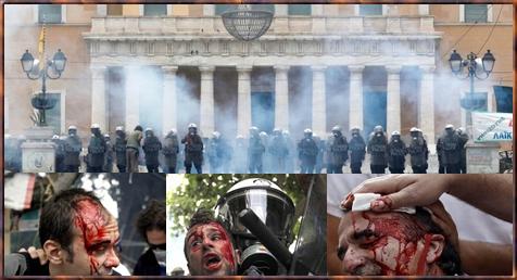 """Πρόεδρος των Αστυνομικών: """"Ζητάω συγγνώμη από τους πολίτες"""""""