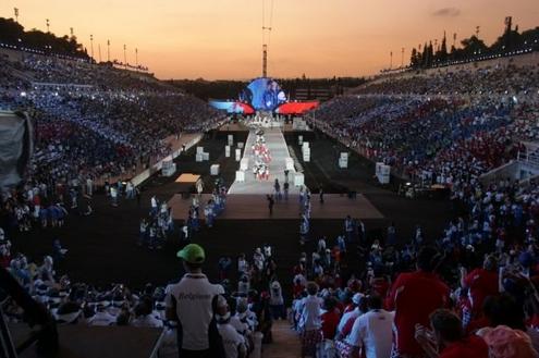 Αυλαία για τους Special Olympics