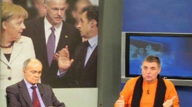 """Το """"Der Spiegel"""" για τον Γιώργο Τράγκα"""