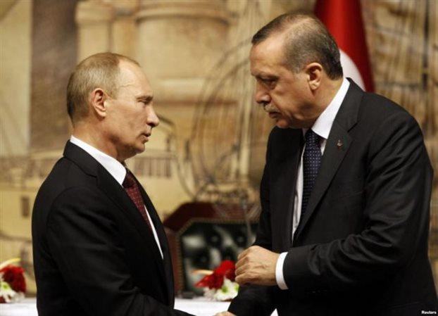 Χουριέτ: «Ο Ερντογάν ξέρει ότι έχει κόστος να προκαλείς τη ρωσική αρκούδα»