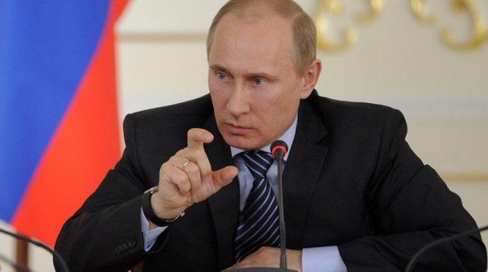 Πούτιν: Τέρμα ο τουρισμός στην Τουρκία για τους Ρώσους