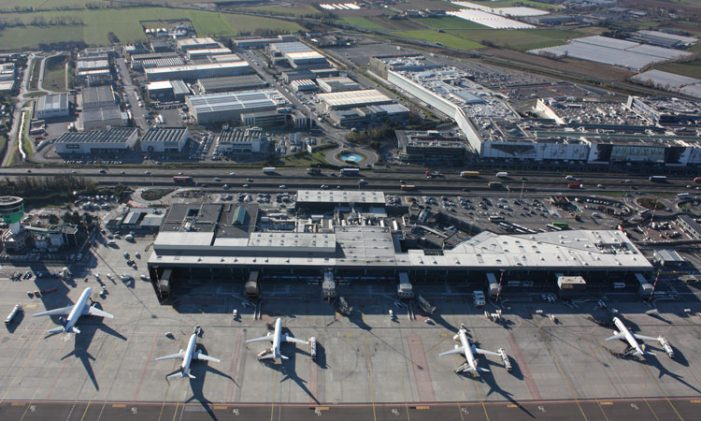 Handling passenger growth at Milan Bergamo Airport