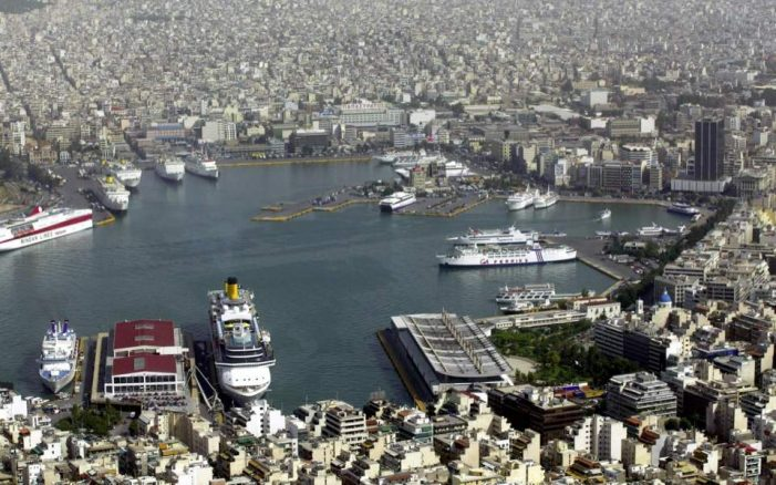 Port of Piraeus to become a cruise hub