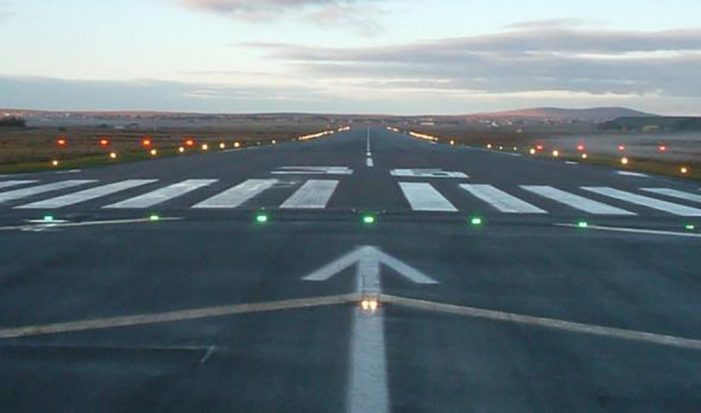 The air traffic was zeroed in November at the 14 regional airports