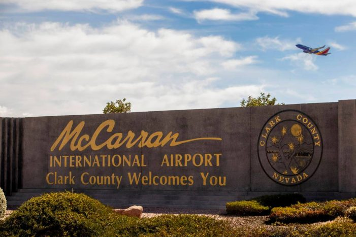 McCarran Airport name change